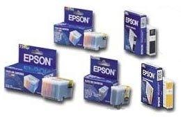 EPSON Tintenpatrone cyan - T410011
