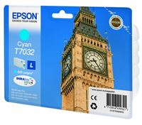 Epson ink cartridge cyan , T70324010