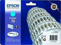 Epson Tintenpatrone cyan -  C13T79124010