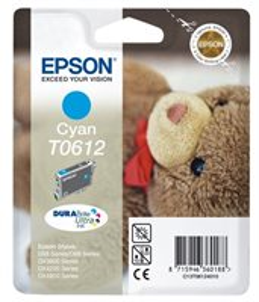 Epson Tintenpatrone cyan, T061240
