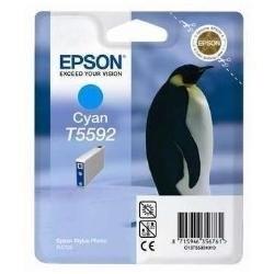 Epson Tintenpatrone cyan, T559240