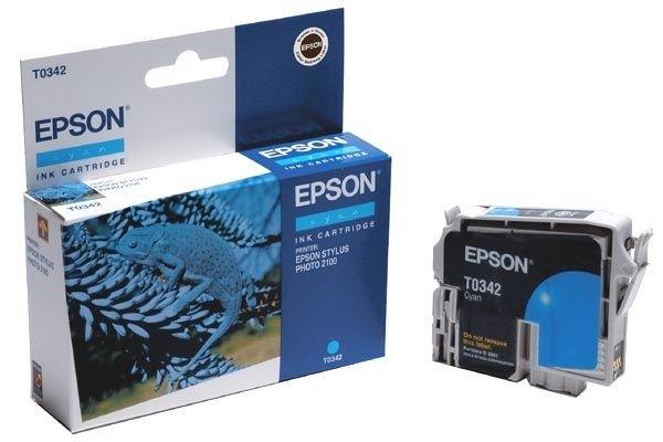 EPSON Tintenpatrone für Stylus Photo 2100, cyan