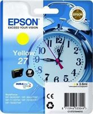 Epson Tintenpatrone gelb -  C13T27044010