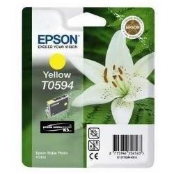 Epson Tintenpatrone gelb, T059440