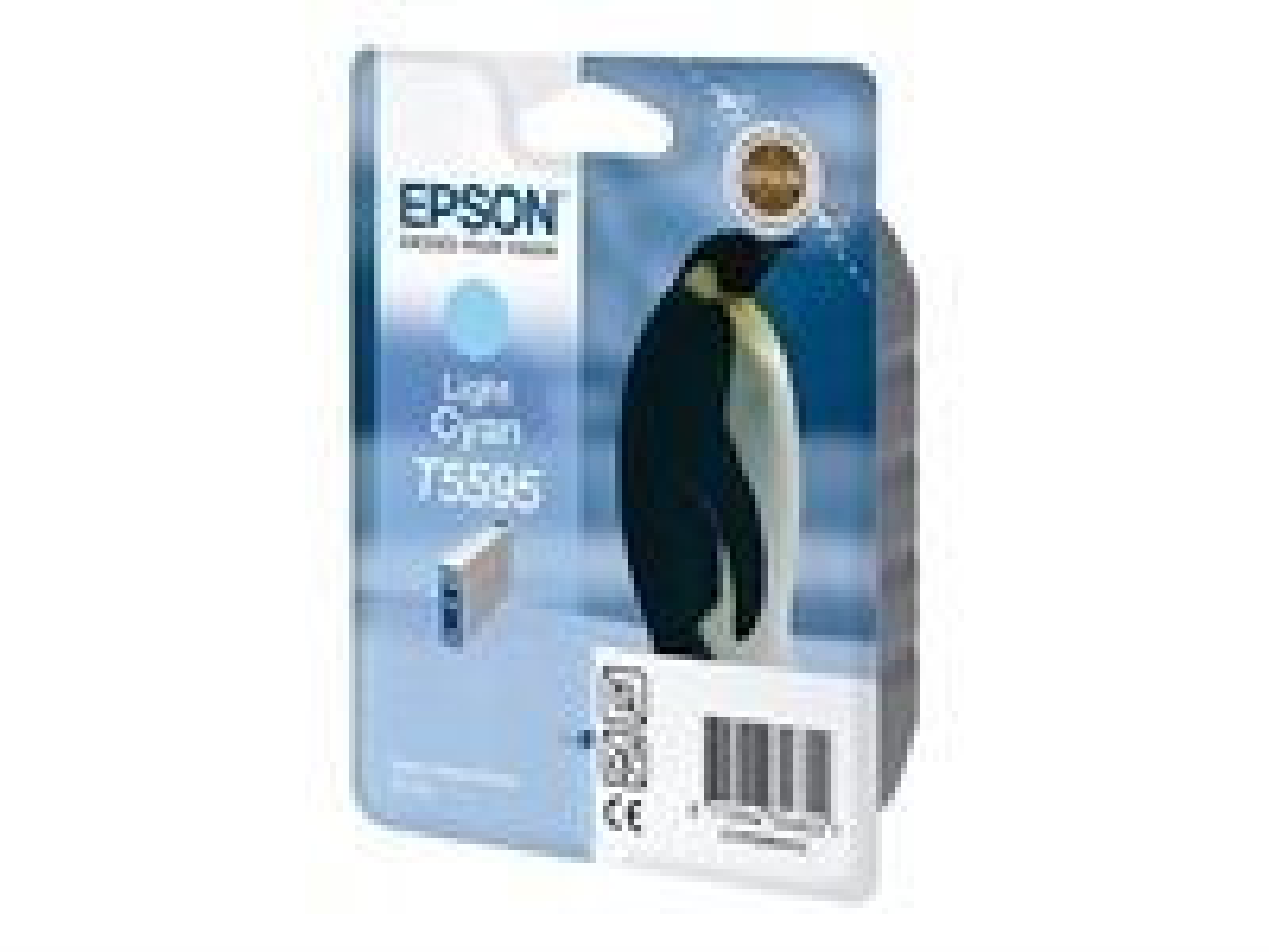 Epson Tintenpatrone light cyan, T559540