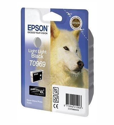 Epson Tintenpatrone light light black für SP R2880