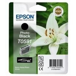 Epson Tintenpatrone photo schwarz, T059140