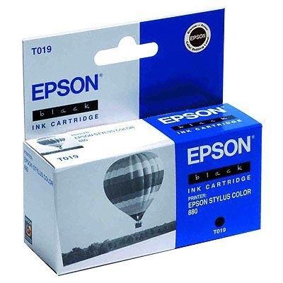 EPSON Tintenpatrone schwarz 880 - T019401