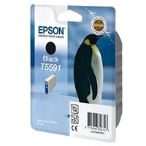Epson Tintenpatrone schwarz, T559140