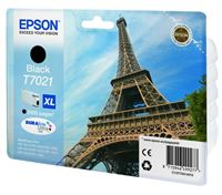 Epson ink cartridge black XL , T70214010