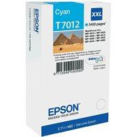 EPSON ink cartridge XXL Cyan 3.4k