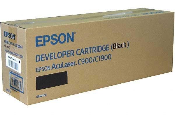 EPSON Toner schwarz C900 - C13S050100