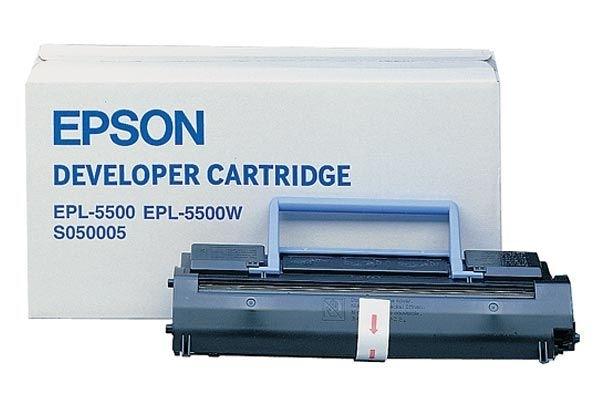 EPSON Toner schwarz für EPSON EPL-5500 - S050005