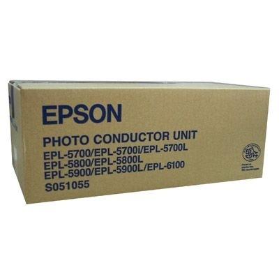 EPSON Trommel für EPSON EPL-5700 -C13S051055 -