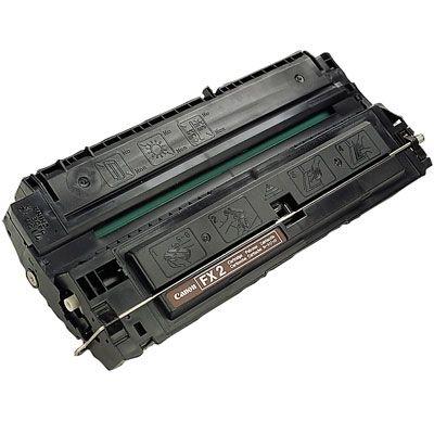 FX-2 Orig. Kartusche für Canon L-500/550/600, schw