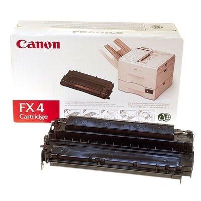 FX-4 Original Kartusche für Canon L 800, schwarz