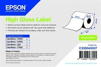 High Gloss Label - Continuous Roll - C33S045537