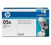 HP 05A original Toner schwarz - CE505A