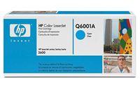 HP 124A original Toner cyan - Q6001A