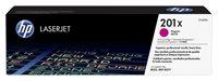 HP 201X original HC Toner magenta - CF403X