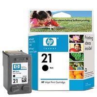 HP 21 original Tinte schwarz - C9351AE