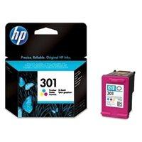HP 301 original Tinte cyan, magenta, gelb - CH562EE