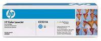 HP 304A original Toner cyan - CC531A