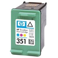 HP 351 original Tinte cyan, magenta, gelb - CB337EE