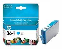 HP 364 original Tinte cyan - CB318EE