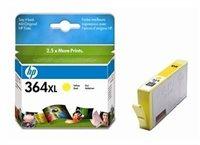 HP 364XL original HC Tinte gelb - CB325EE