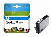 HP 364XL original HC Tinte schwarz - CB322EE