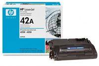 HP 42A original Toner schwarz - Q5942A