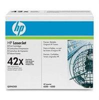 HP 42X original HC Toner schwarz - Q5942XD