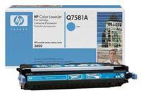 HP 503A original Toner cyan - Q7581A