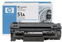 HP 51A original Toner schwarz - Q7551A
