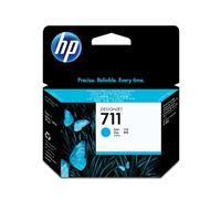 HP 711 original Tinte cyan - CZ130A