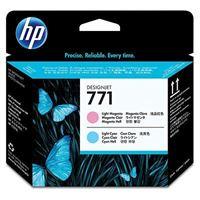 HP 771 magenta hell/cyan hell DesignJet Druckkopf - CE019A