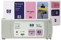 HP 83 original Tinte magenta - C4945A