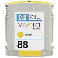 HP 88 original Tinte gelb - C9388AE