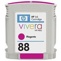HP 88 original Tinte magenta - C9387AE