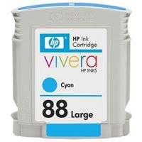 HP 88XL original HC Tinte cyan - C9391AE