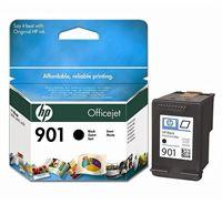 HP 901 original Tinte schwarz - CC653AE