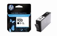 HP 920 original Tinte schwarz - CD971AE