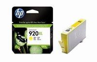 HP 920XL original HC Tinte gelb - CD974AE