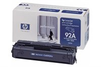HP 92A Toner schwarz C4092A
