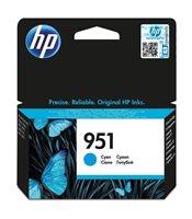 HP 951 original Tinte cyan - CN050AE