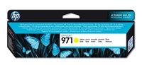 HP 971 original Tinte gelb - CN624AE