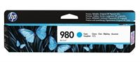 HP 980 original ink cyan - D8J07A