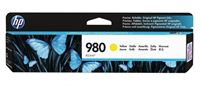 HP 980 original ink yellow - D8J09A