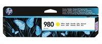 HP 980 original Tinte gelb - D8J09A